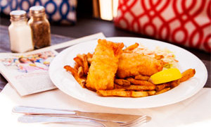 Beer-Batter-fish&Chips