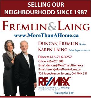Duncan Fremlin & Karen Laing