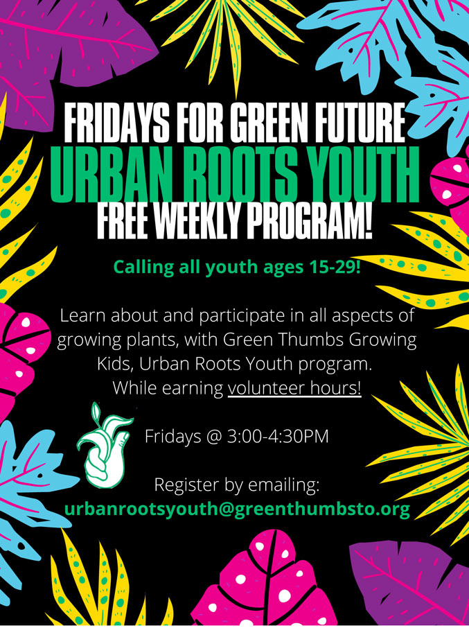 Urban-Roots-Youth-Free-Weekly-Program-pstreetnews