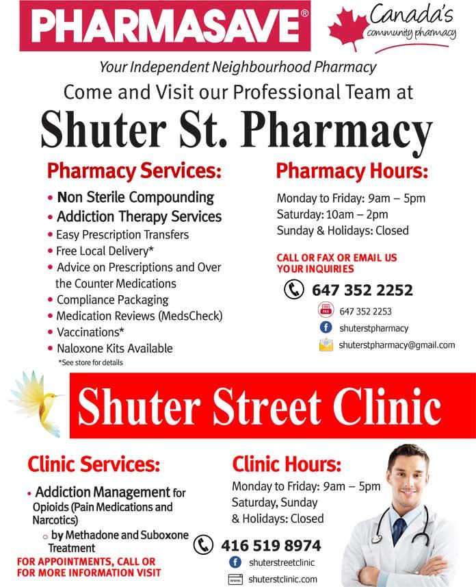 Poster-shuter