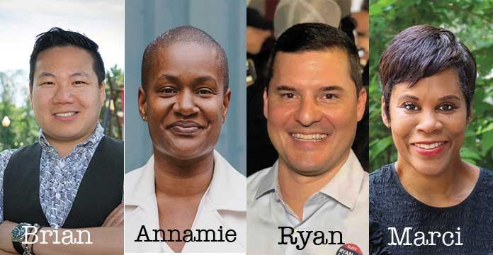 Toronto-centre-candidates